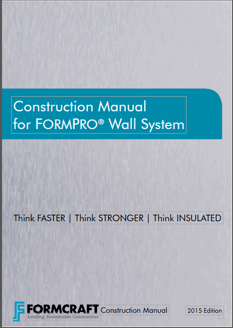 FastForm Construction Manual Thumbnail